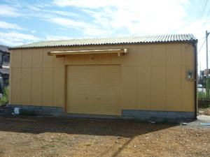 加古川市での店舗改修外壁塗装工事が完了しました。