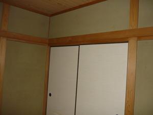 神戸市北区で部屋内改修工事が完了しました。