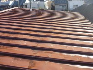地元高砂市で屋根の改修工事をさせて頂きました。