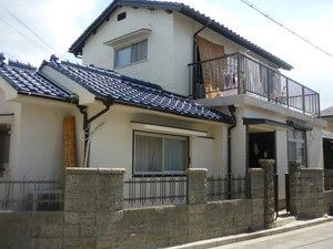 兵庫県高砂市の外壁補修塗装工事が無事完了しました。